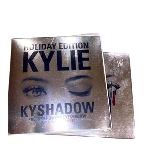 Kylie Jenner 2016 Holiday Collection Eyeshadow